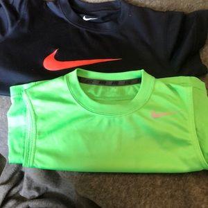 Bundle of Boy Nike Shirts